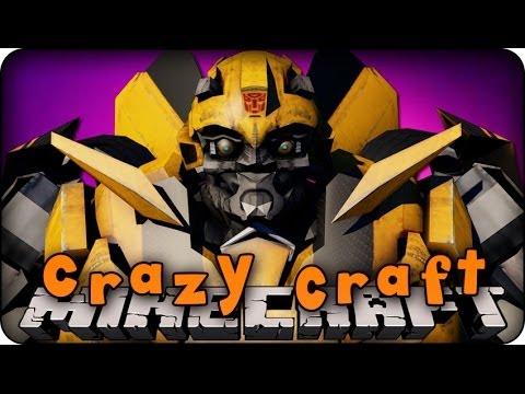 Minecraft Mods - CRAZY CRAFT 2.0 - Ep # 43 'TRANSFORMER FACTORY!!' ( Orespawn Mod)