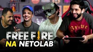 FREE FIRE NA NETOLAB