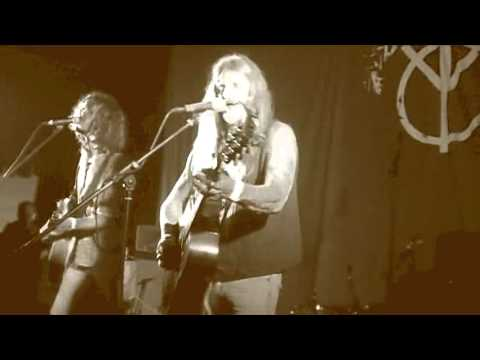 Wino & Conny Ochs - Chrystal Madonna (live at South of Mainstream 2012)