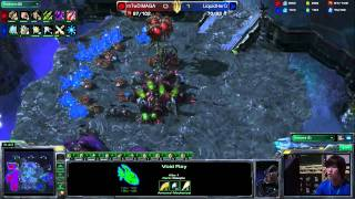 m\tw.Dimaga vs Liquid.Hero @ IEM SC2 Group D Round 1