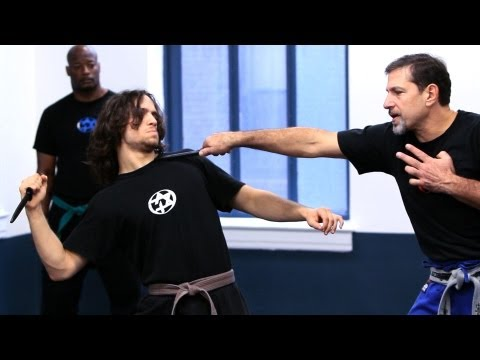 How to Defend against a Knife Strike | Krav Maga Defense Image 1