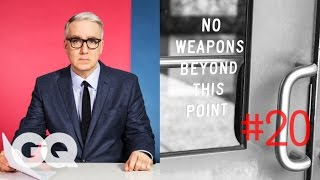 Can Donald Trump Confront America's Gun Crisis? | The Resistance with Keith Olbermann | GQ