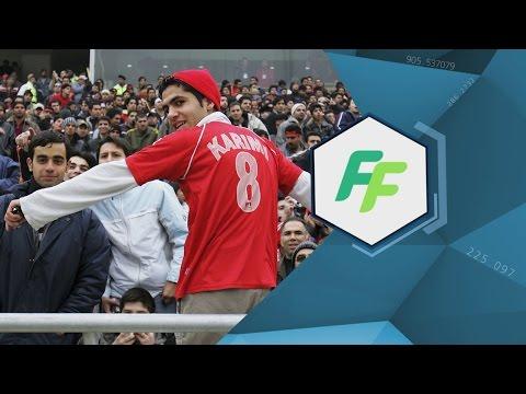 Incredible passion of Tehran derby
