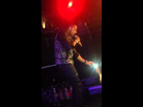 Jay Sean - Eyes On You Live Performance @ Rotterdam Eclipse