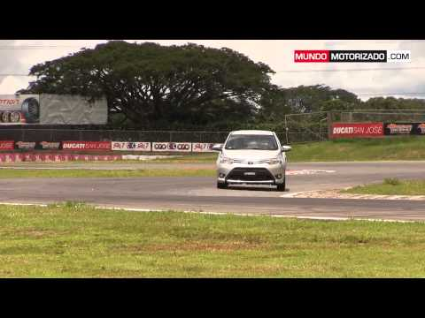 Toyota Yaris Sedan 2014 : De Yaris...solo el nombre