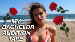MY BACHELOR AUDITION TAPE | Skits | AYYDUBS