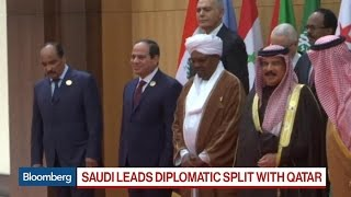 Here's What's Behind the Qatar Diplomatic Split
