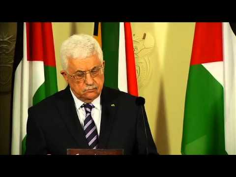 Palestine State Visit to South Africa
