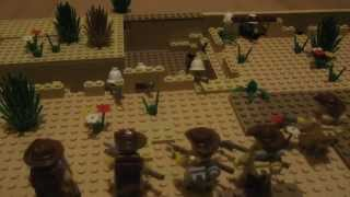 Lego: The Anzacs of Gallipoli