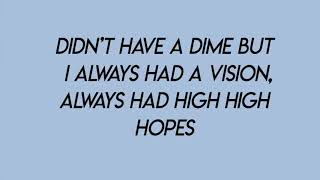 High Hopes Panic At The Disco