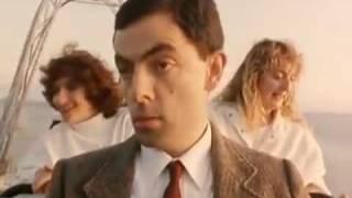 Mr.  Bean Montaña Rusa