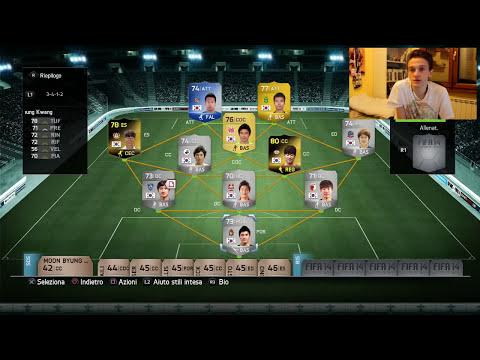 FIFA 14 | Potenza SUD COREANA