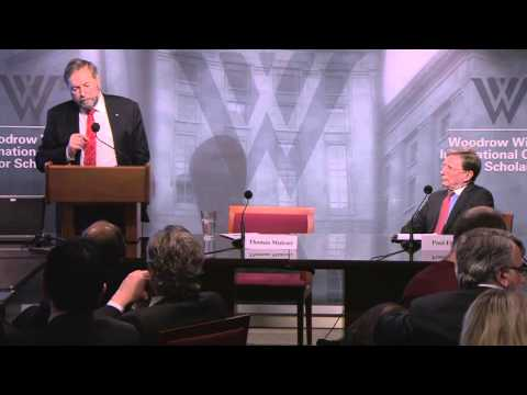 NDP Leader Thomas Mulcair Talk at the Woodrow Wilson Center 2013