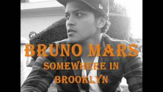 Watch Bruno Mars Somewhere In Brooklyn video