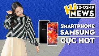 HOT: 4 smartphone Samsung, Vivo Y91C được NBTC chứng nhận I Hinews