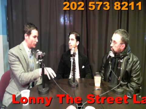 LONNY THE STREET LAWYER: ISRAEL/PALESTINE DEBATE