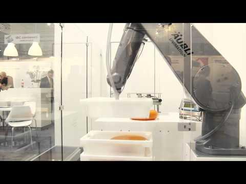 Stäubli Robotics at ANUGA FoodTec 2015