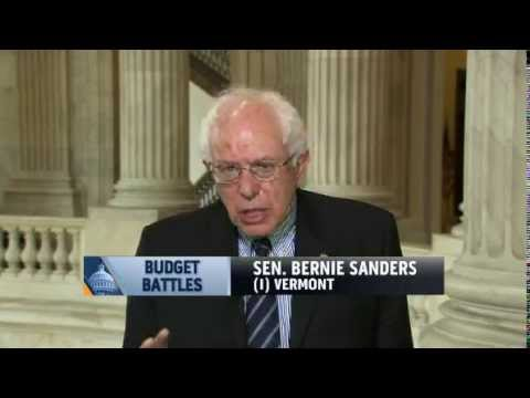 Sen. Bernie Sanders discusses proposed cuts to Social Security on MSNBC's Jansing and Co.