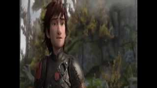 Merida and Hiccup (love story)