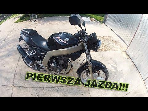 Pierwszy Motovlog na Daelim Roadwin 125 | Kilka informacji i ciekawostek o motocyklu