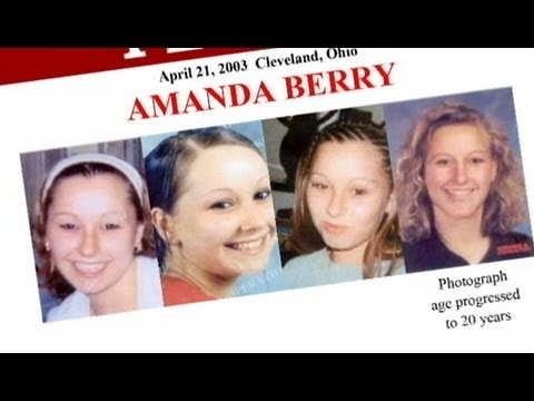Amanda Berry Found: Despite Unlocked Doors Some Kidnap Victims...