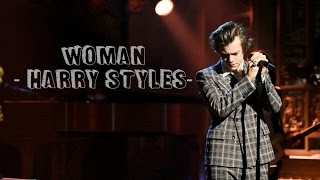 download lagu Harry Styles - Woman gratis