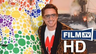 Robert Downey Jr. zu Gast in Berlin Deutsch German (2020)