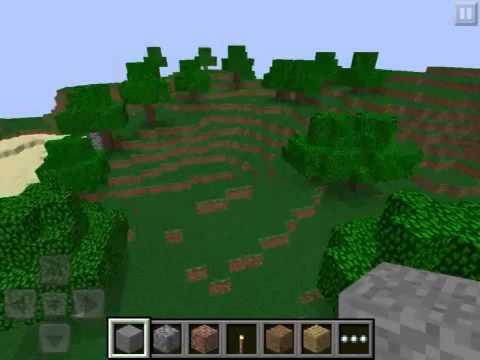 Minecraft pe seeds: The mansion of herobrine E
