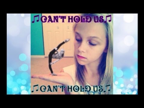 ♫can't Hold Us♫ video