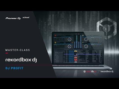 Мастер-класс по Rekordbox DJ от DJ Profit @ Pioneer DJ School | Moscow