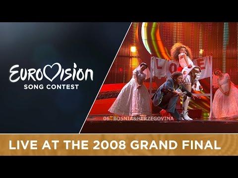 Laka - Pokušaj (Bosnia & Herzegovina) Live 2008 Eurovision Song Contest