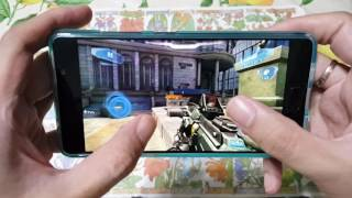 Lenovo P2 : Memory Management, Gaming, Temperature and Battery Usage