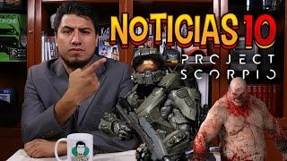 Noticias Semes #10 (Outlast 2, Halo Tv, Película de The Division)
