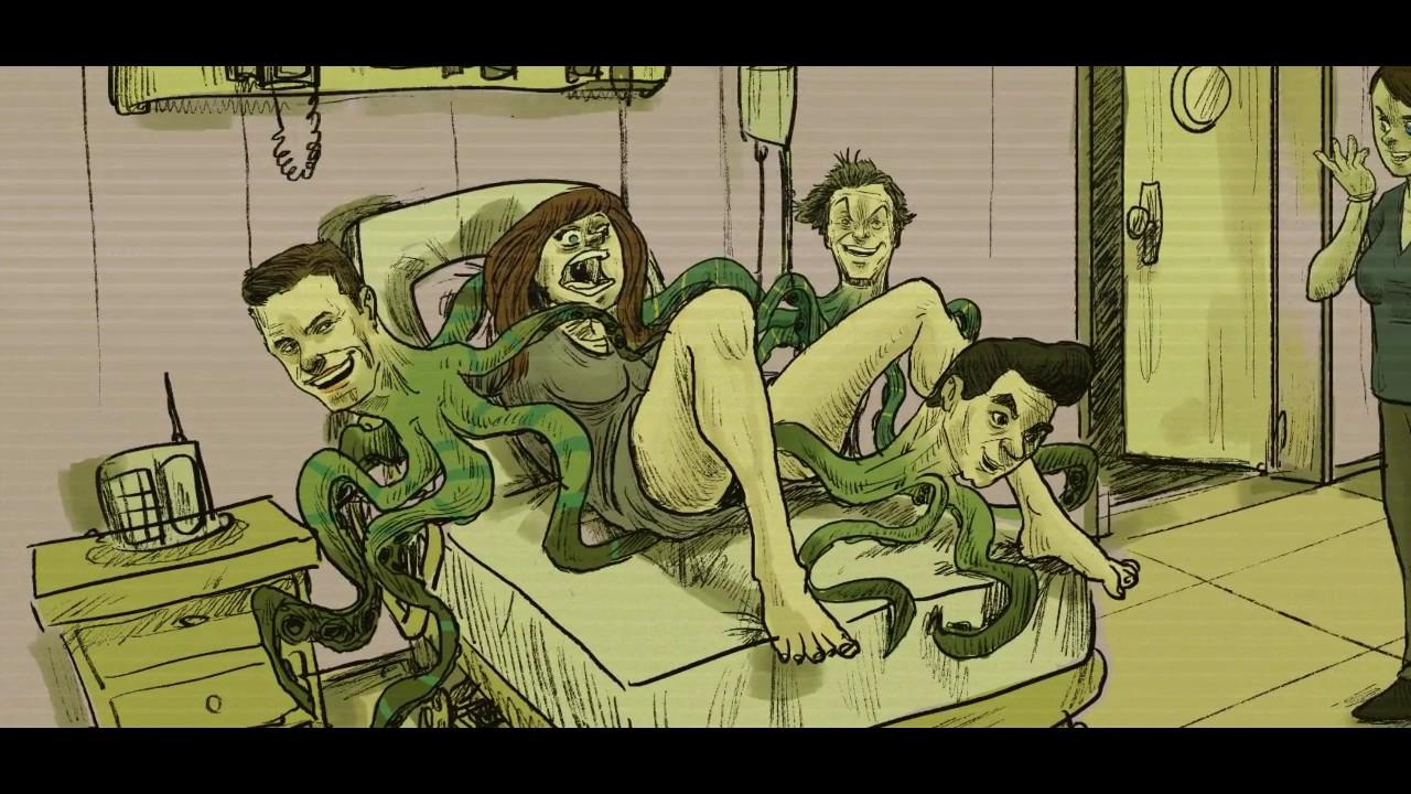 Порно мульт про зомби