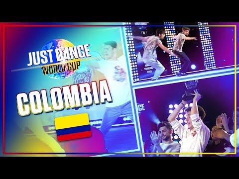 Por primera vez Colombia hara parte de Just Dance World Cup 2019