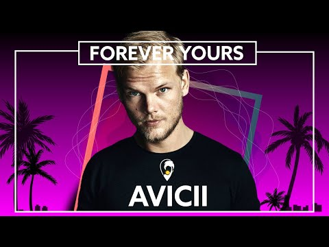 Kygo, Avicii & Sandro Cavazza - Forever Yours (Avicii Tribute) [Lyric Video]