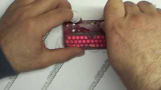 dmonter ( disassembly ) LG KS360