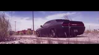 Dodge Challenger SRT-8 | Vossen 22'' VFS2 Concave Wheels | Rims