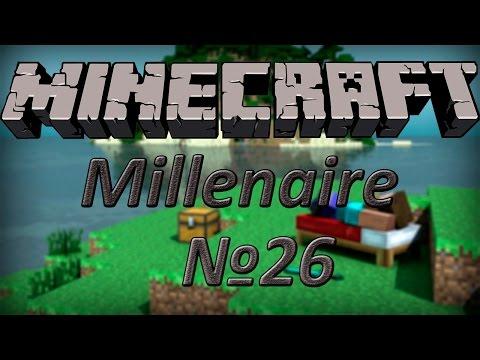 Minecraft с модом Millenaire 26 серия