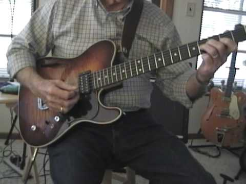 Changes in Latitudes guitar solo