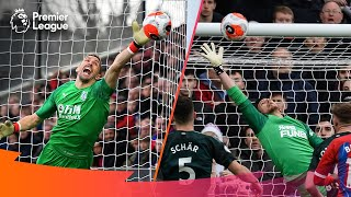 BEST Saves of the Season So Far | 2019/20 | Premier League Edition