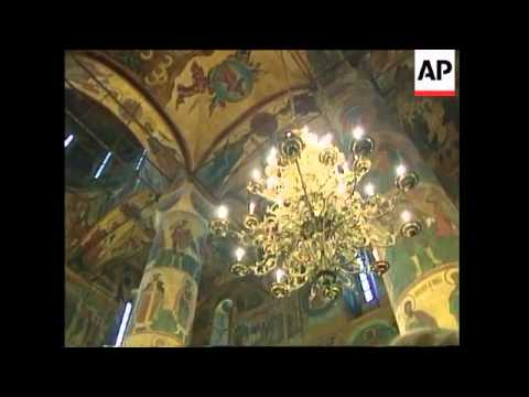 Icon revered by pope returned to Russian Orthodox Church