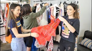 Red Carpet Ready - Merrell Twins (Teen Choice Awards 2018)