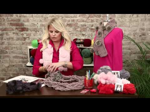 Learn How to Work with Chic Yarn by Red Heart