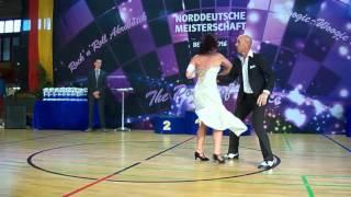 Cornelia Versteegen & Stephan Eichhorn - Norddeutsche Meisterschaft 2016