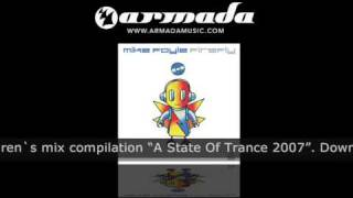 Mike Foyle - Firefly (Mark Sherry's Outburst Remix) (ARMD1040)
