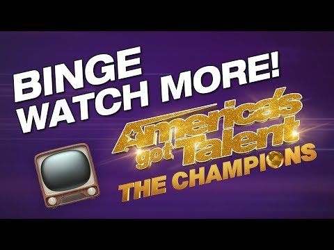 Wow! More Binge Watching Of Amazing Talents! - America's Got Talent: The Champions