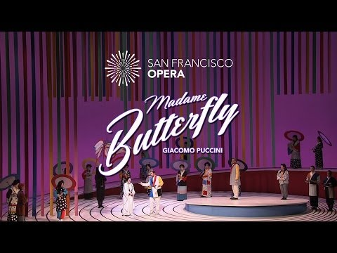 Madame Butterfly 2013-14 [highlights] video