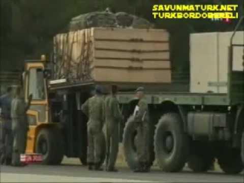 12.Hava Ulaştırma Ana Üs Komutanlığı - Savaşta Barışta Türk Ordusu