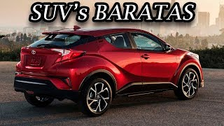 Top 7 CHEAP and SECURE SUV's